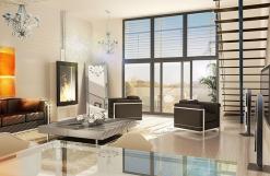 Photo intérieur appartement neuf