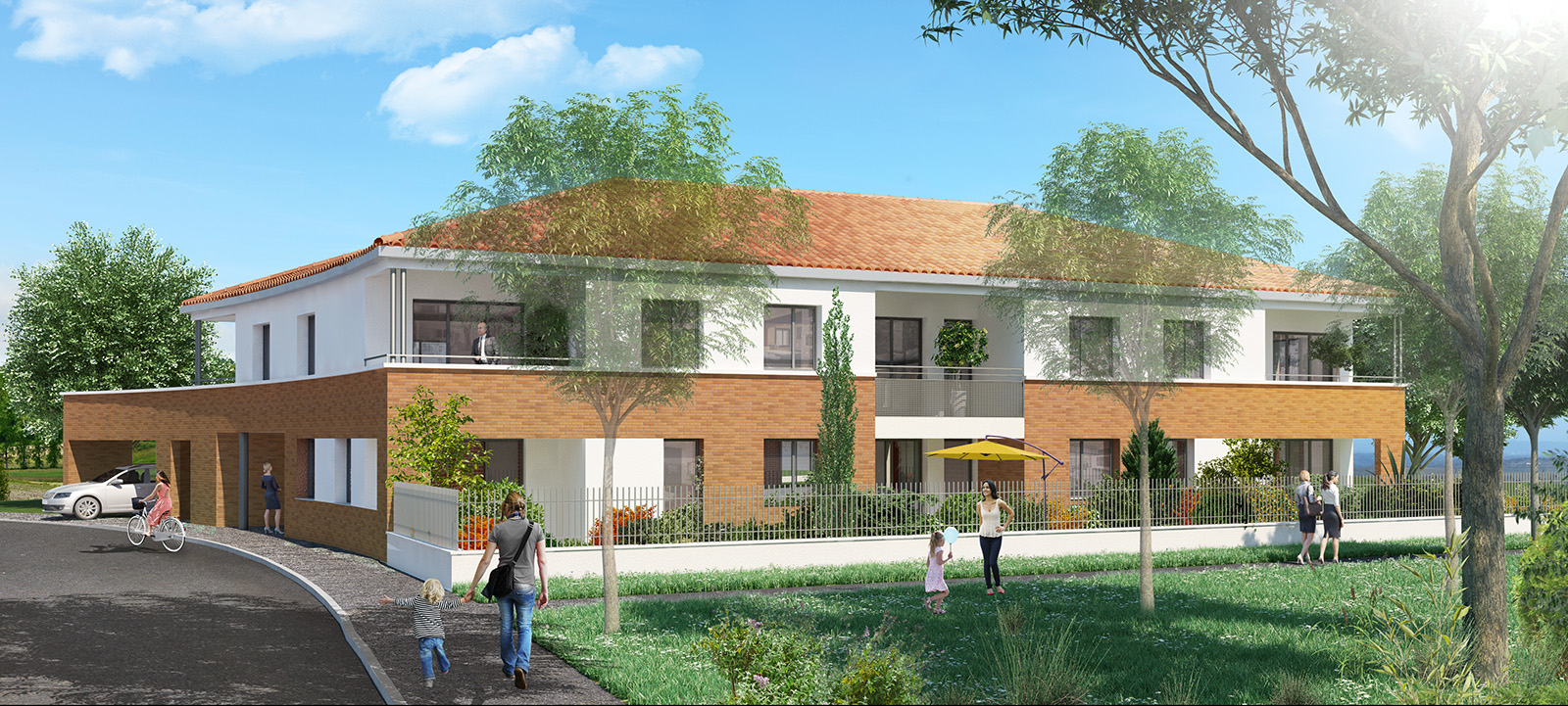 appartement neuf Saint-Orens de Gameville